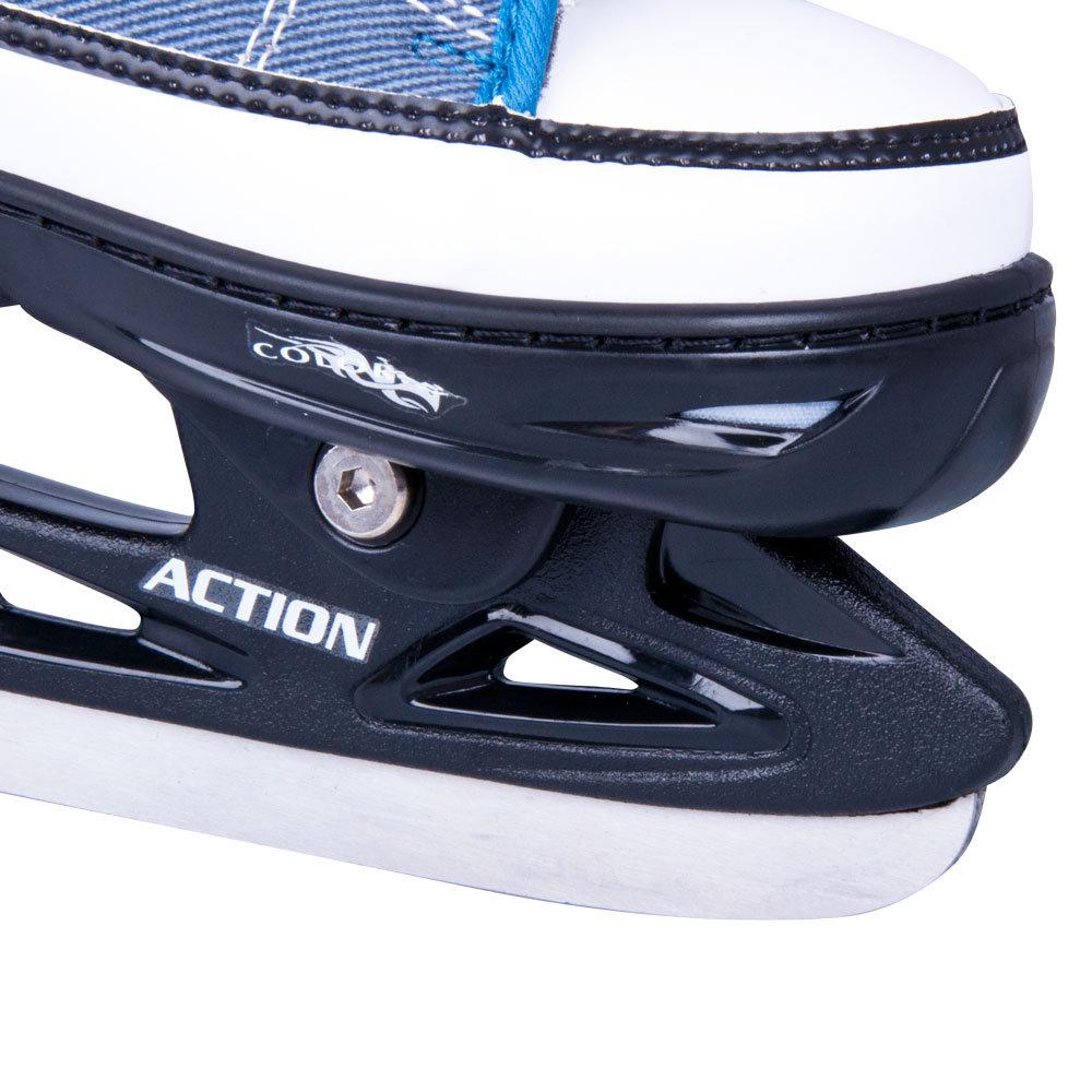 Action, Łyżworolki regulowane, Gondo, rozmiar 29-32, zestaw - Action | Zabawki Sklep EMPIK.COM