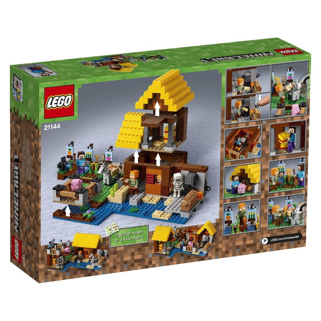 Лего 21144 цена