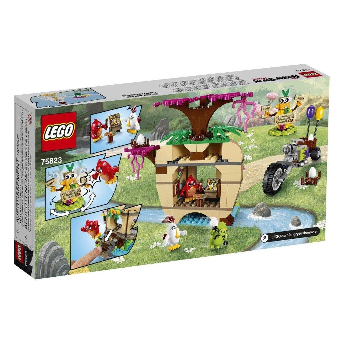 Lego Angry Birds Kradzież Jaj Na Ptasiej Wyspie Lego Sklep