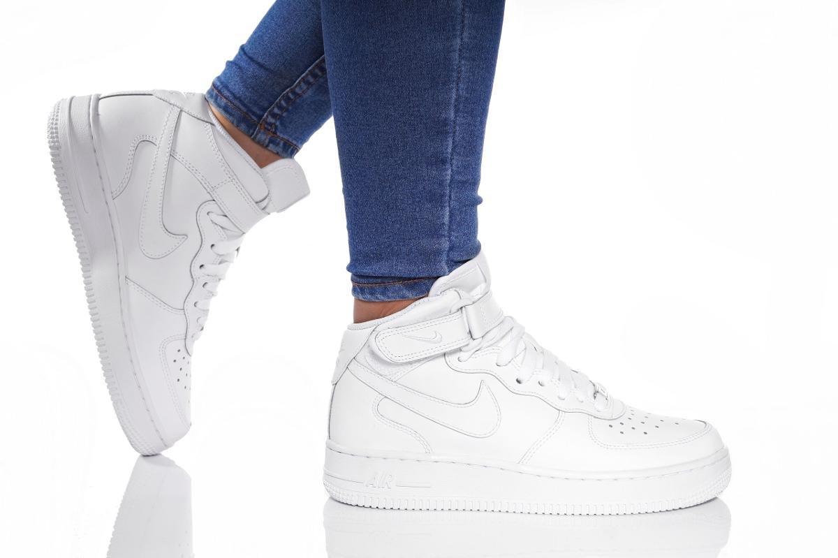 Nike, Buty damskie, Air Force 1 Mid (Gs), rozmiar 35 12