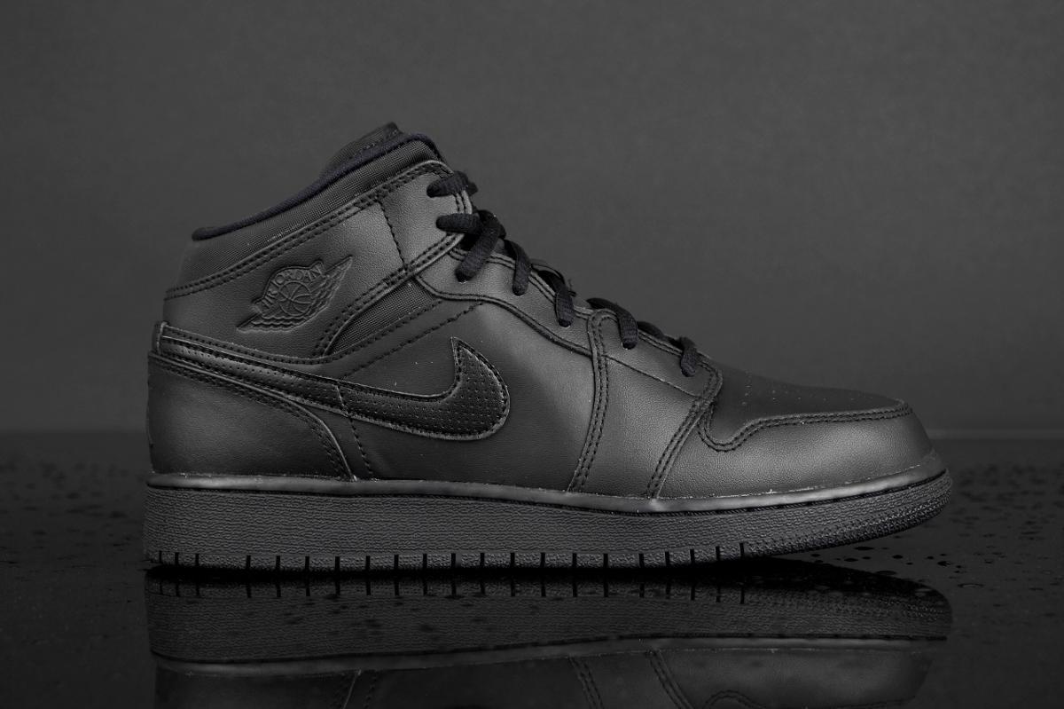 niesamowite ceny niskie ceny Nowe Produkty Nike, Buty damskie, Air Jordan 1 Mid Bg, rozmiar 35 1/2