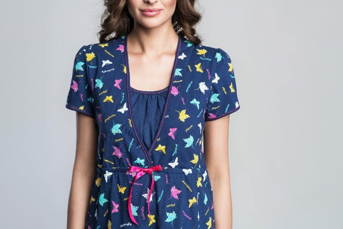 Italian Fashion, Mariposa, koszula nocna dla matek