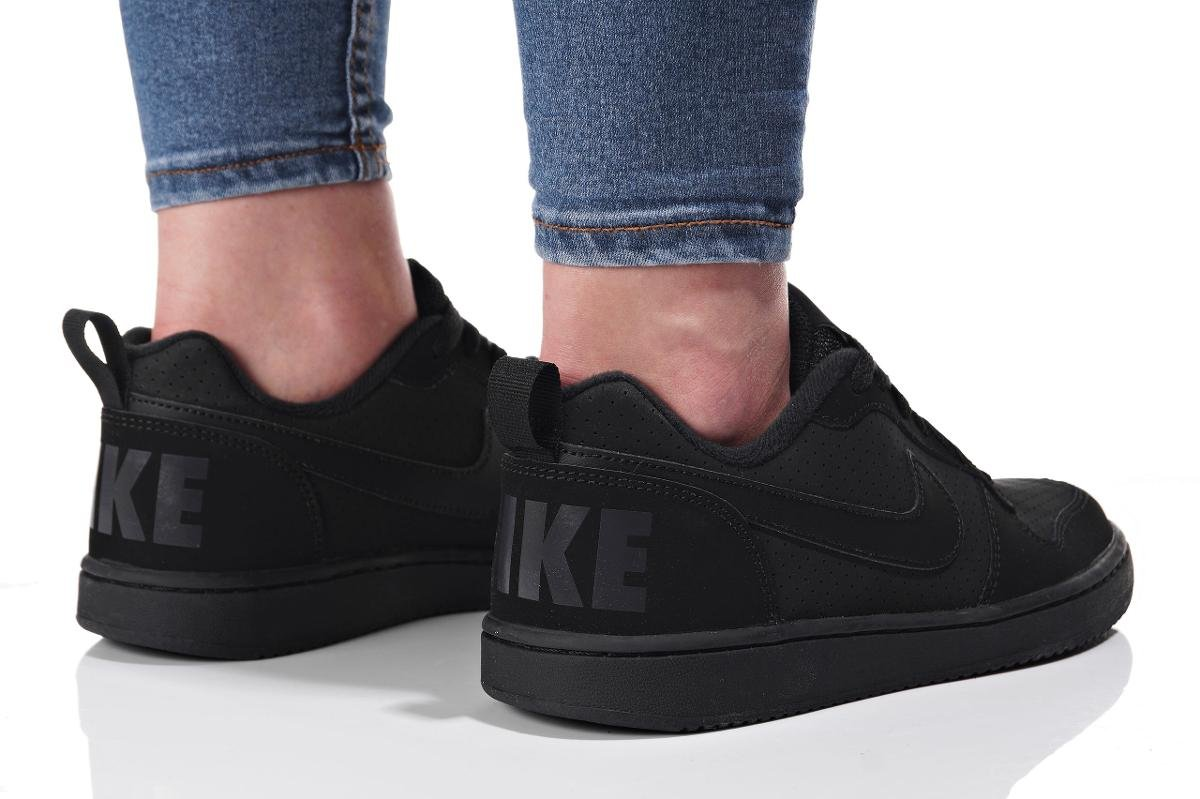 Nike, Buty damskie, Court Borough Low (Gs), rozmiar 39