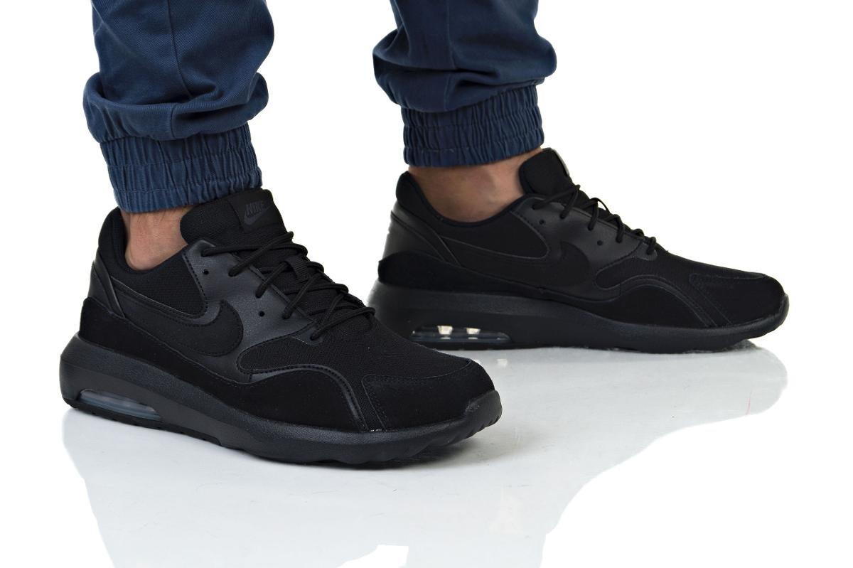 Nike Męskie Air Max Nostalgic buty do biegania czarny