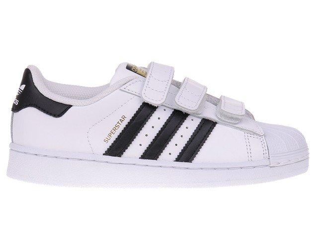 Adidas, Buty dziecięce, Superstar Foundation Cf C, rozmiar