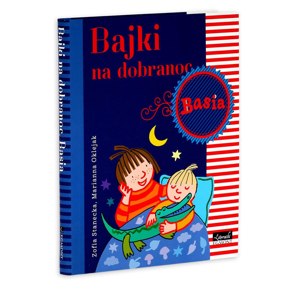 Basia Bajki Na Dobranoc