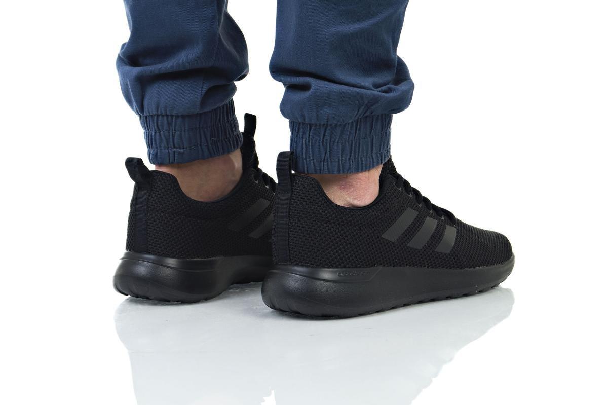 Adidas, buty męskie, Lite Racer cln, czarny, rozmiar 44