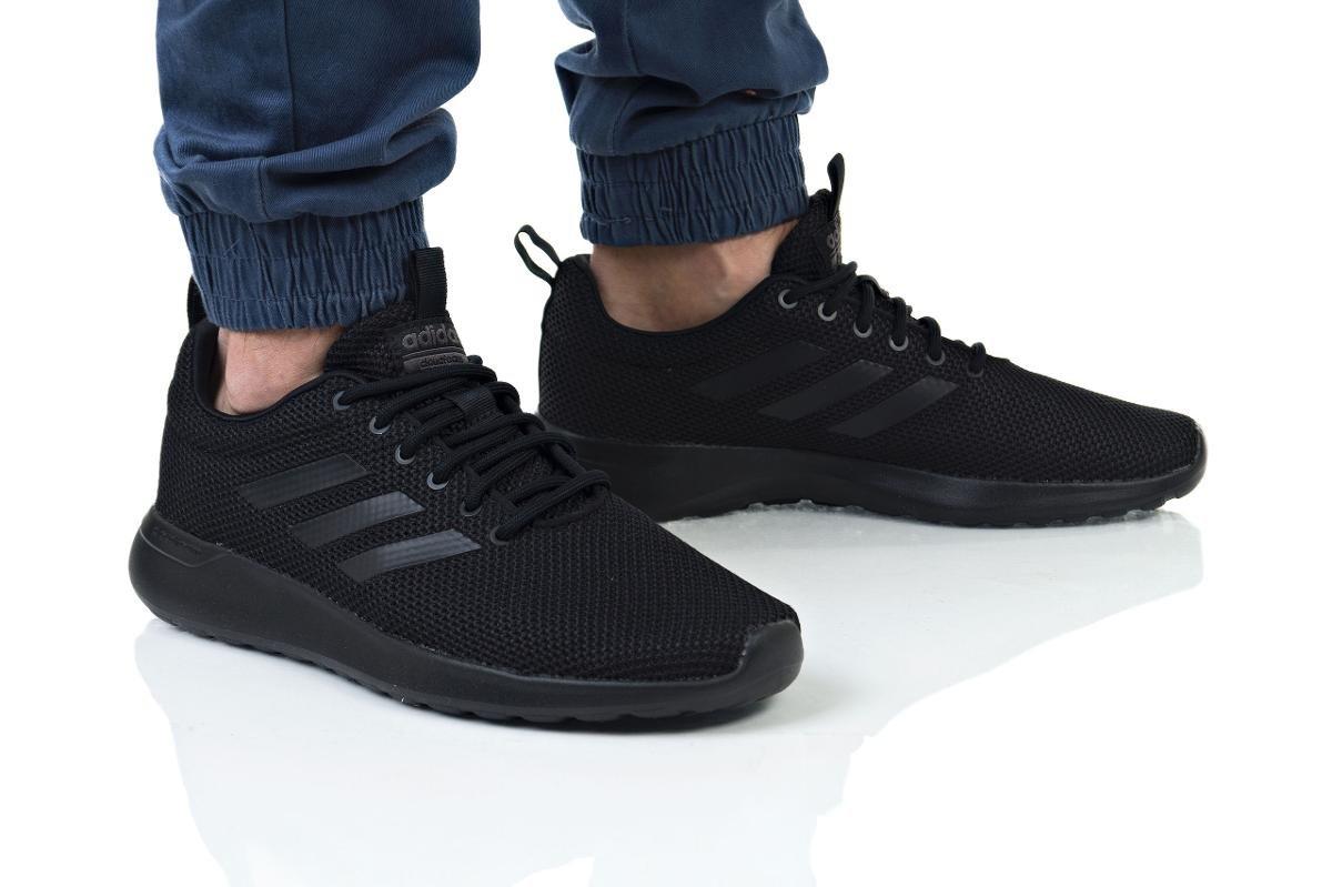 Adidas, buty męskie, Lite Racer cln, czarny, rozmiar 44 23