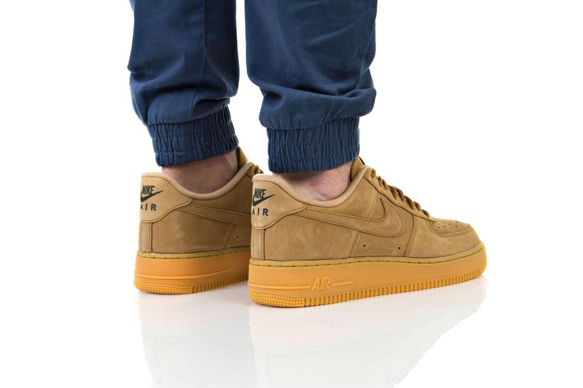 Nike, buty męskie, Air Force 1 '07 wb, brązowy, rozmiar 45