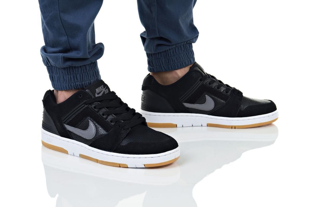 Nike, buty męskie, SB Air Force II Low, czarny, rozmiar 45 1