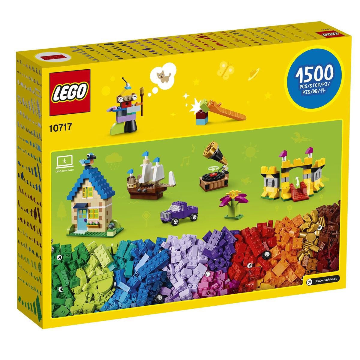 LEGO Classic, klocki, 10717 Lego | Sklep EMPIK.COM