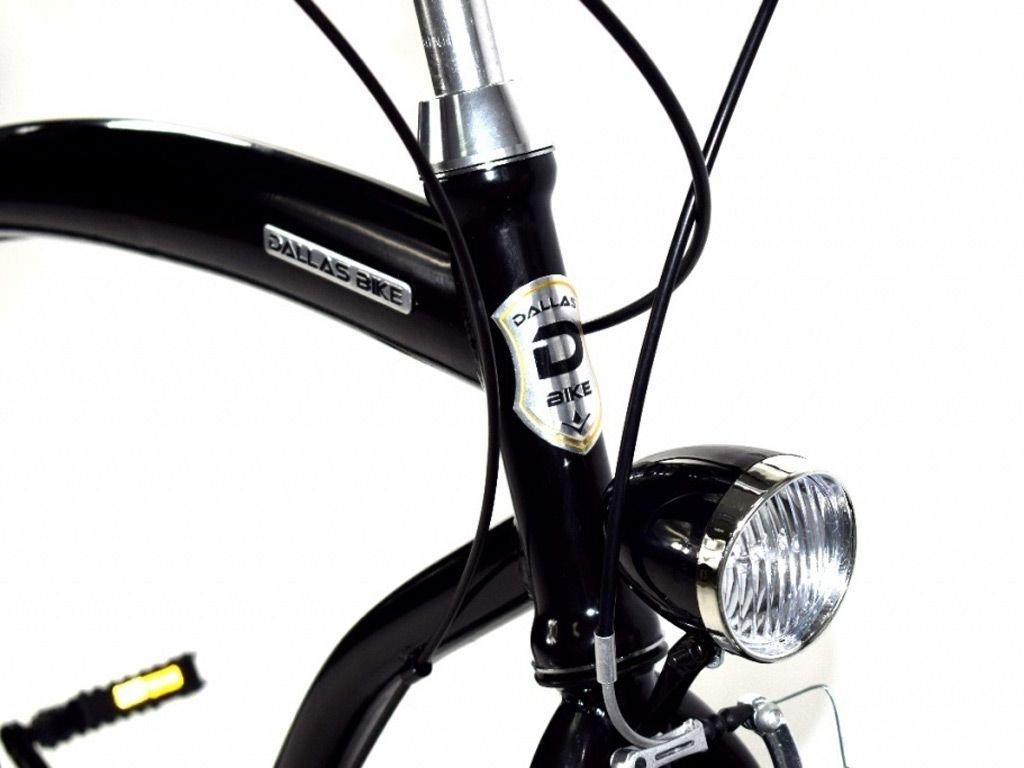 Lampa rowerowa na bagażnik X Light Super Led na baterie RoyalBi