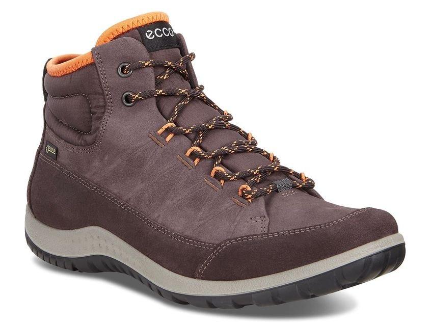 Ecco, Buty trekkingowe damskie, Aspina, brązowy, rozmiar 35