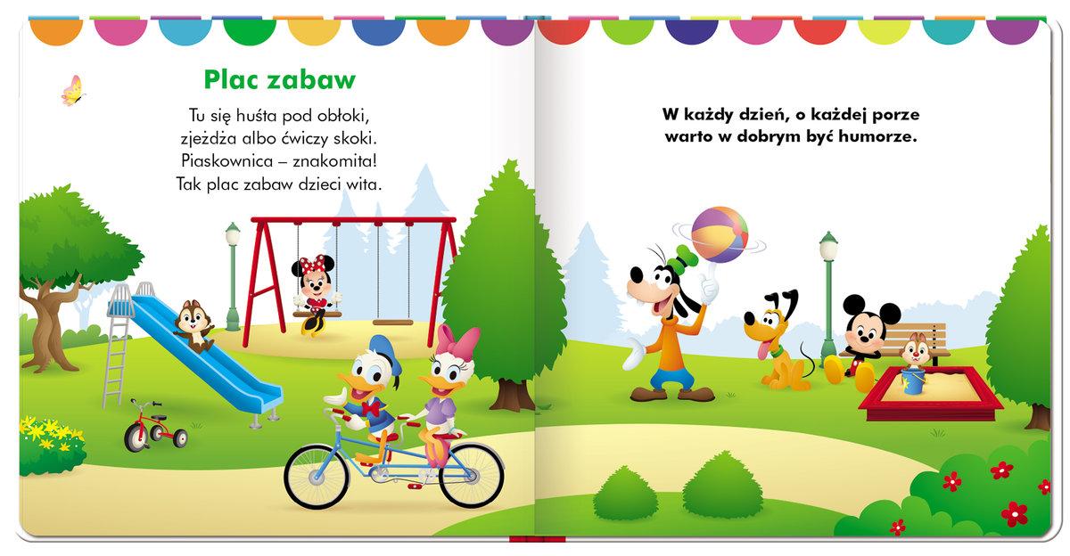 Disney Maluch Wierszyki 2 Latka Na Dzień Dobry