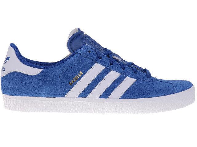 Adidas, Buty damskie, Originals Gazelle 2, niebieski, rozmiar 36 23