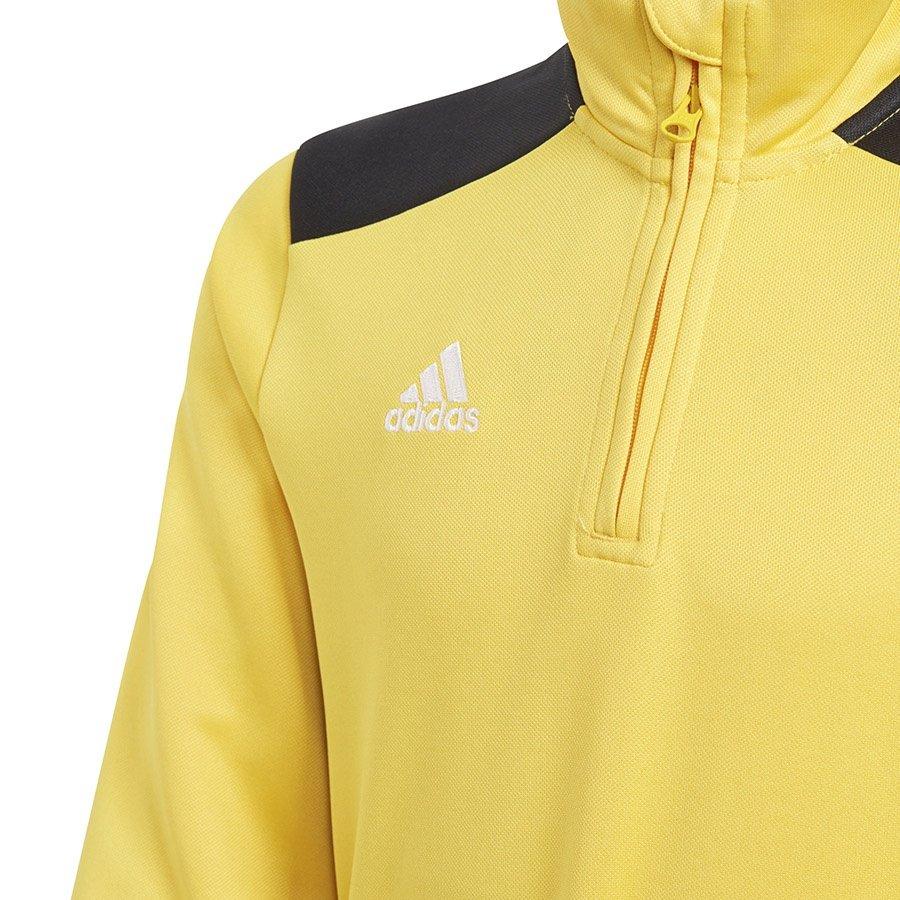 Adidas, Bluza dziecięca, Regista 18 TR TOP Y, żółty, rozmiar 164