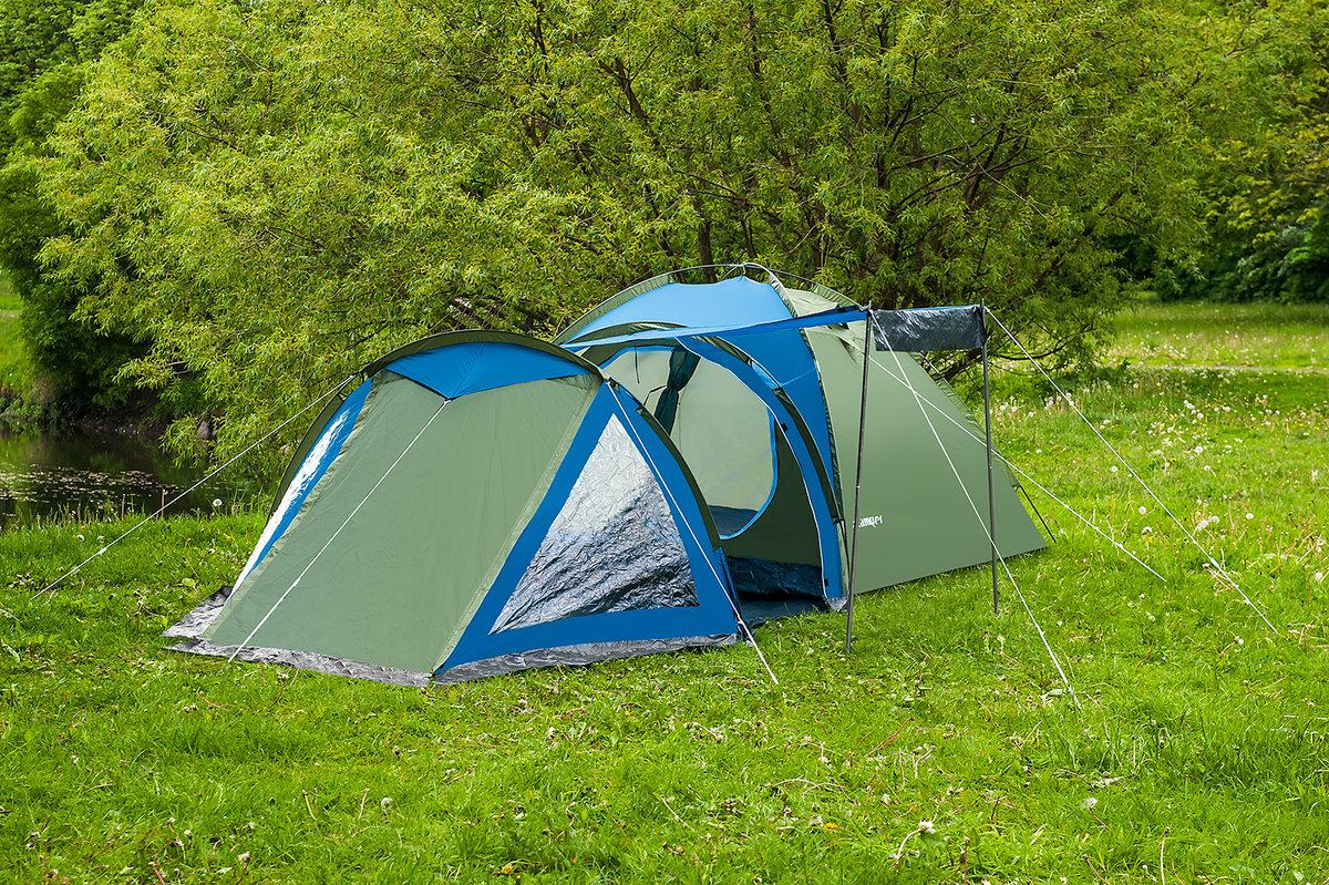 Namiot rodzinny 4 osobowy SOLITER 4 PRO marki ACAMPER