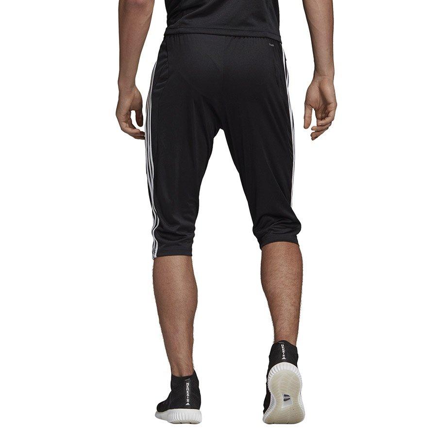 Adidas, Spodnie męskie, TIRO 19 34 PNT D95948, czarny