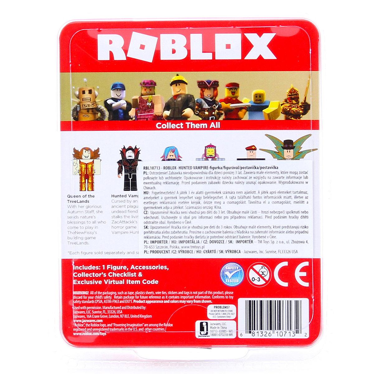 amazoncom roblox hunted vampire action figure comes Roblox Figurka Hunted Vampire Roblox Sklep Empik Com