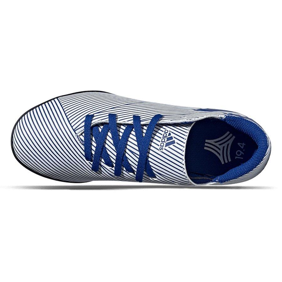 Adidas, Buty dziecięce, Nemeziz 19.4 TF J FV3313, biały, rozmiar 35