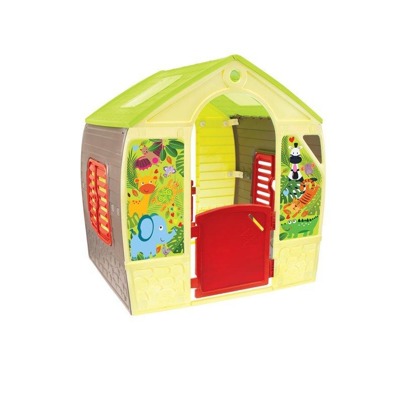 Mochtoys, domek ogrodowy dla dzieci Happy House Futurystyczny