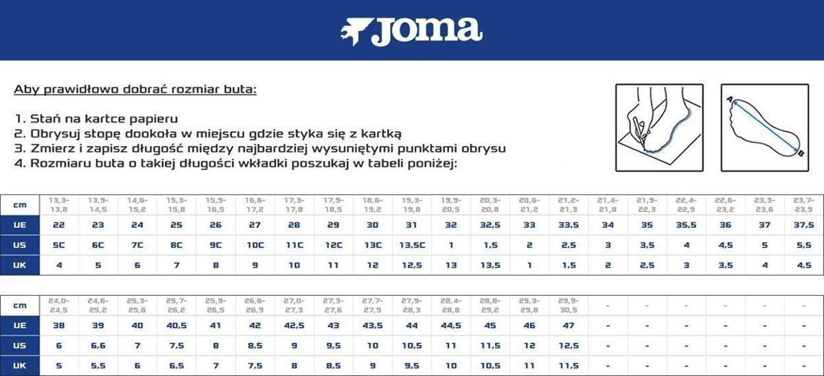 Joma Buty Meskie Top Flex 2004 Tops 2004 In Niebieskie Rozmiar 44 Joma Sport Sklep Empik Com
