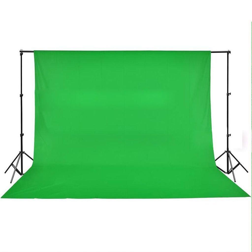 Zielone Tło Fotograficzne Bawełna 500 X 300 Cm Chroma Key Vidaxl Sklep Empik Com
