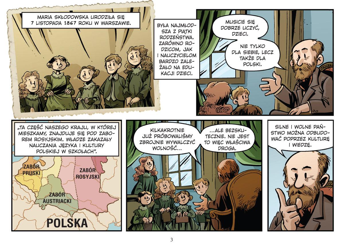 Pierwiastki promieniotwórcze. Maria Skłodowska-Curie. Najwybitniejsi Naukowcy-Bayarri Jordi, Seijas Dani