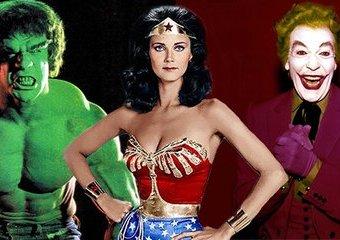 Komiksowi herosi kiedyś i dziś