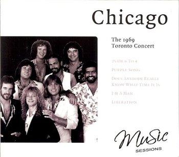 1969 Toronto Concert-Chicago