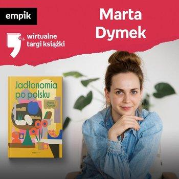 #2 Marta Dymek - Wirtualne Targi Książki - podcast-Dymek Marta, Dżbik-Kluge Justyna