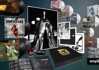 20 lat od Hybrid Theory! Portret Linkin Park
