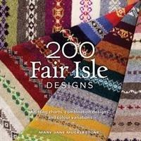 200 Fair Isle Designs-Mucklestone Mary