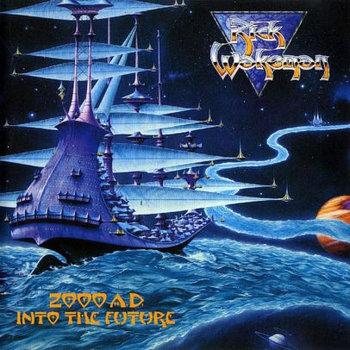 2000 A.D. Into The Future-Wakeman Rick