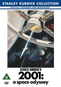 2001 - A Space Odyssey (brak polskiej wersji językowej)-Kubrick Stanley