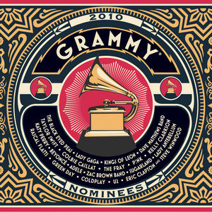 2010 Grammy Nominees-Various Artists
