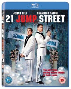 21 Jump Street (brak polskiej wersji językowej)-Lord Phil, Miller Christopher