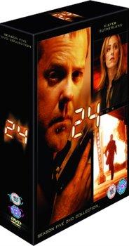 24: Season 5 (Box Set) (brak polskiej wersji językowej)-Lacofono Tim, Spicer Bryan, Hooks Kevin, Cassar Jon, Turner Brad, Charters Rodney