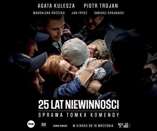 25 lat niewinności. Historia Tomka Komendy - EMPIK.COM