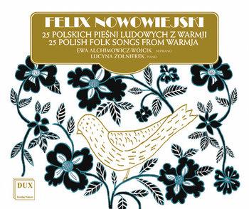 25 Polskich Pieśni Ludowych-Alchimowicz Ewa