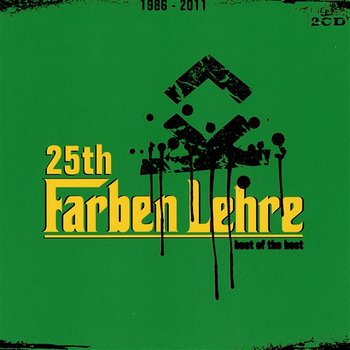25th Best Of The Best-Farben Lehre