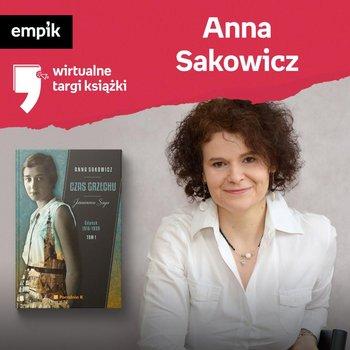 #34 Anna Sakowicz - Wirtualne Targi Książki - podcast-Sakowicz Anna, Wawrzkowicz-Nasternak Weronika