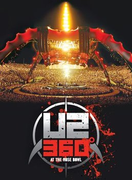 360 At The Rose Bowl PL - U2
