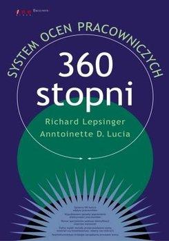 360 stopni. System ocen pracowniczych-Lepsinger Richard, Lucia Anntoinette D.