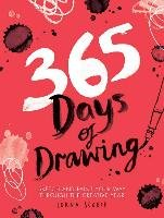 365 Days of Drawing - Scobie Lorna