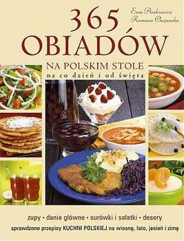 365 obiadów na polskim stole-Aszkiewicz Ewa, Chojnacka Romana