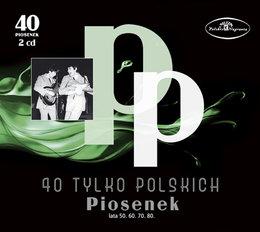40 tylko polskich piosenek lata 50. 60. 70. 80.-Various Artists