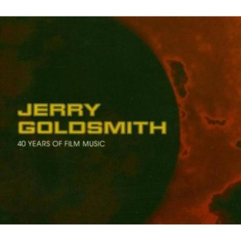 40 Years Of - Goldsmith Jerry