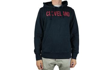 47 Brand NBA Cleveland Cavaliers Hoodie 347674, Męskie, bluza, Granatowy-47 Brand