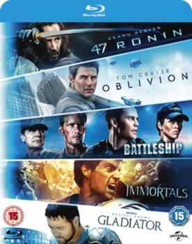 47 Ronin/Oblivion/Battleship/Immortals/Gladiator (brak polskiej wersji językowej)-Berg Peter, Rinsch Carl, Singh Tarsem, Kosinski Joseph, Scott Ridley